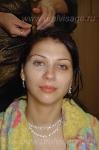 Свадебный макияж. Фото ДО макияжа.